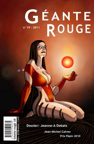 Numéro 19 de la revue Géante rouge