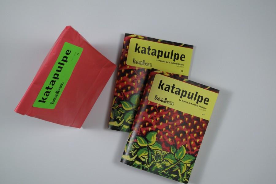 Le numéro « bonbon » de Katapulpe