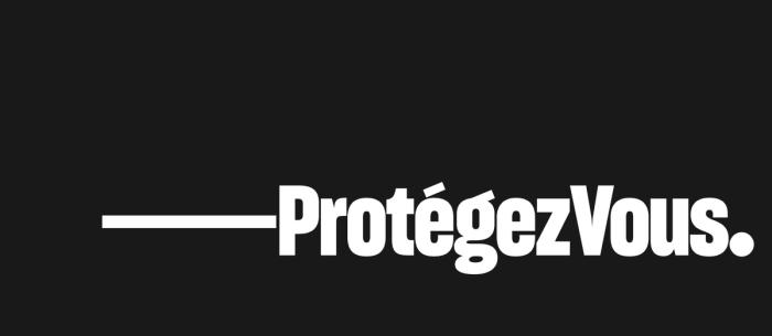 Logo de Protégez-Vous, écrit au long
