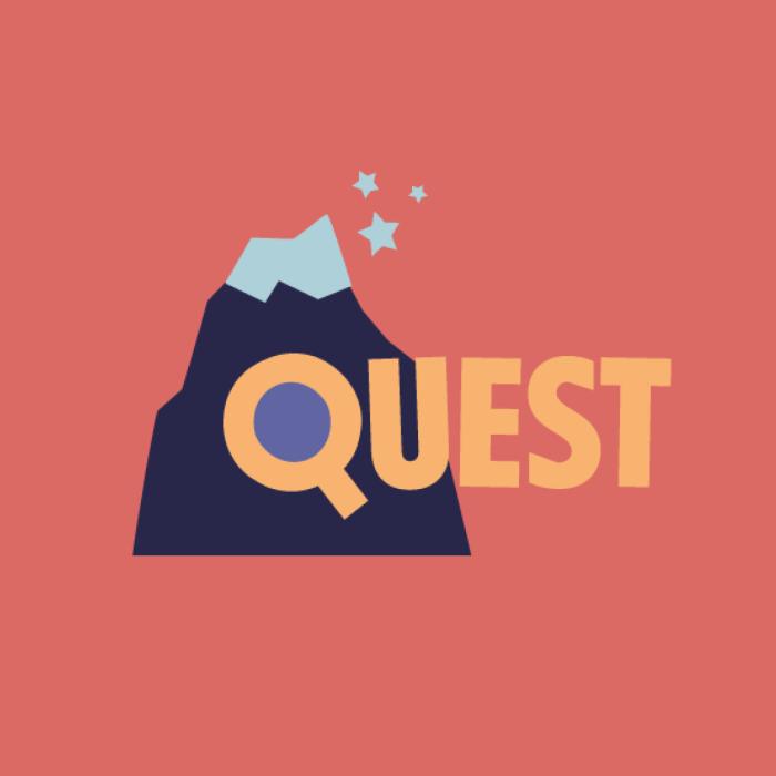 Logo de Quest sur Facebook